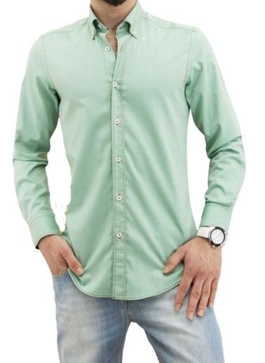 Comienzo Gömlek Yeşil